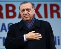 Cumhurbaşkanı Erdoğan: Barışın fedaileri biziz