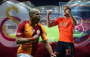 Galatasaray-Başakşehir maçı saat kaçta?