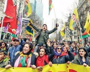 Almanya'da PKK'lılar WDR binasını işgale kalkıştı
