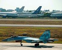Rusya'dan Türkiye'ye flaş SU-35 açıklaması!