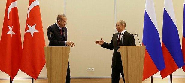 Erdoğandan Putine Akkuyu daveti