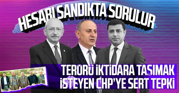 Kandil'e bakanlık verenin siyasi kandili söner!