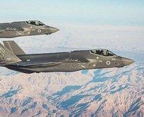 Akdeniz'de F-35'li provokasyon