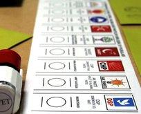 İşte AK Parti'nin oy pusulasındaki yeri