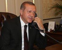 Erdoğan Azerbaycan'da bulunan Mehmetçiğe seslendi