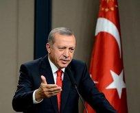 Başkan Erdoğandan Ertuğrul Gazi mesajı