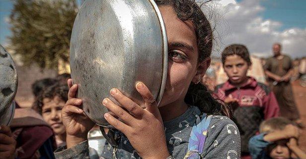 Hol Kampı'nda 1 haftada 8 çocuk öldü!