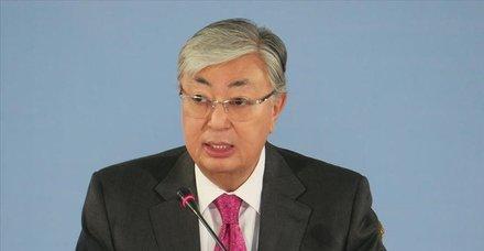SON DAKİKA: Kazakistan Cumhurbaşkanı Tokayev'den Başkan Erdoğan'a başsağlığı mesajı