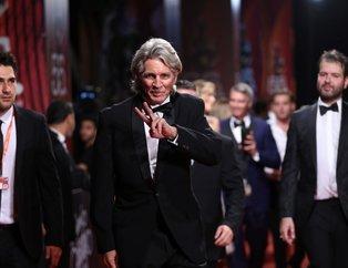 55. Uluslararası Antalya Film Festivalinde yıldızlar geçidi