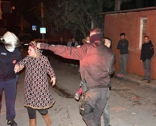 SON DAKİKA: İzmirde Gece Kartallarından hayat kurtaran hamle: 13 kişi tahliye edildi