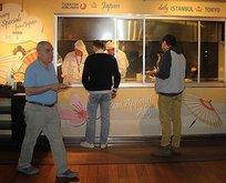 THY'den yolculara Uzak Doğu yemekleri ikramı