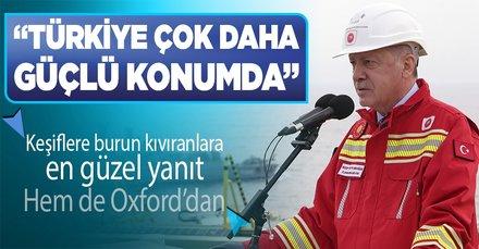 Türkiye çok daha güçlü bir konumda