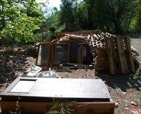1500 TL'ye hayalindeki evi yaptı! Görenler şok oldu