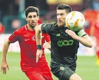 Akhisarspor Belçika'da kayıp