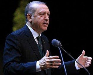Başkan Erdoğandan KKTC mesajı