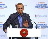 Erdoğan: Tarih zalimleri asla unutmayacaktır