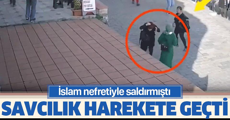 Son dakika: Karaköy'de saldırıya uğrayan kadın şikayetçi oldu