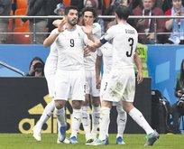 Uruguay'ın Mısır keyfi