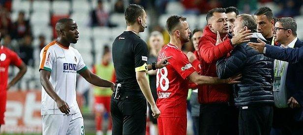 PFDK'dan Sergen Yalçın'a 2 maç ceza