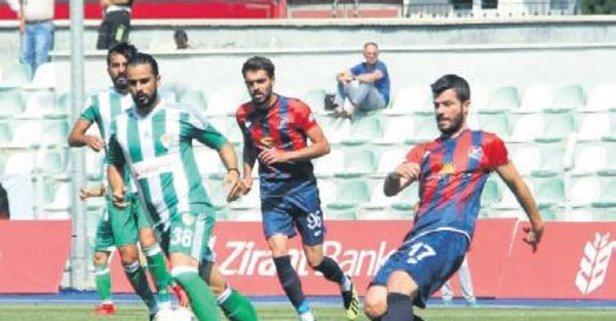 Yeni Amasya 3 golle turladı