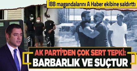 İBB Sözcüsü Murat Ongun'dan vandallara destek