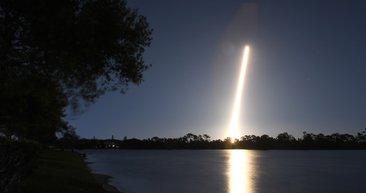 NASA açıkladı: SpaceX, Dragon kargo mekiğini Uluslararası Uzay İstasyonu'na yolladı