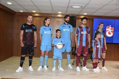 İşte Trabzonspor'un yeni sezon formaları