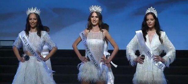 Miss Turkey 2019 birincisi Simay Rasimoğlu kimdir? Simay Rasimoğlu kaç yaşında, nereli?