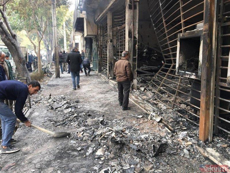 Halk sokaklara döküldü! 6 soruda İran'da neler oluyor?