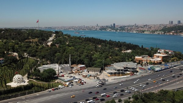 15 Temmuz Şehitler Köprüsüne müze ve mescit yapılıyor