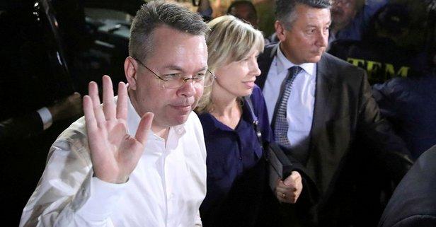 AK Parti'den Brunson açıklaması