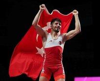 Süleyman Avrupa Şampiyonu