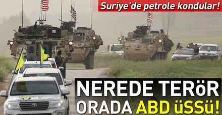 ABD Suriyedeki askeri varlığını artırıyor