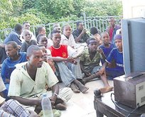 Somali'de Atv izlenir