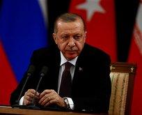 Cumhurbaşkanlığı'ndan Suriye konusunda kararlılık mesajı