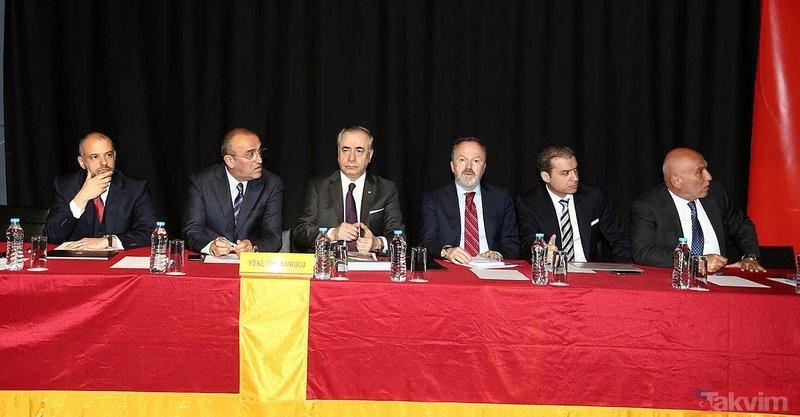 Galatasaray'da Terim'in istediği 3 isim ortaya çıktı