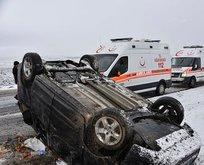 Şanlıurfa'da feci kaza: 4 yaralı
