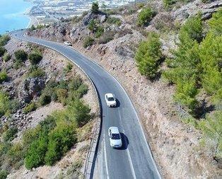 Bakan Turhan açıkladı: Akdeniz Sahil Yolu akıllanıyor
