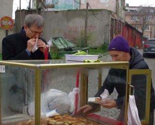 Orhan Pamuk'un merhaba poğaçacı sözü olay oldu