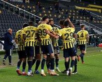 Başakşehir Fenerbahçe karşısında kızardı!