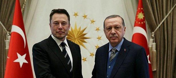 Erdoğan, Musk ile görüşmesinin detaylarını anlattı