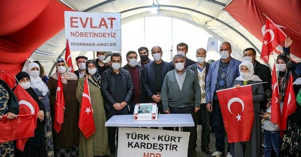 Erdoğan'ın doğum gününü kutladılar
