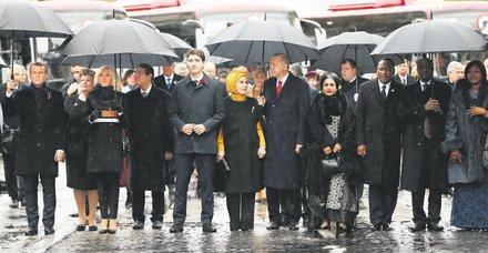 Başkan Erdoğandan dünyaya mesaj