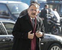 Mehmet Özhaseki'den kaza açıklaması!