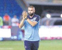 Burak Yılmaz Sivasspor'a hazırlanıyor