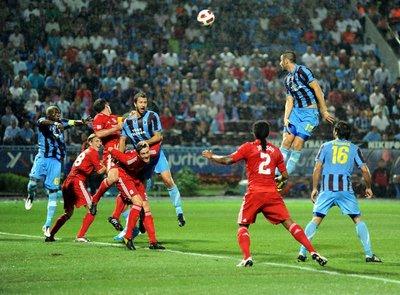 Trabzonspor-Liverpool
