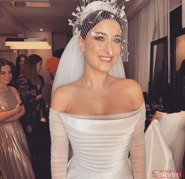 Beren Saat'in Hazal Kaya'nın düğününe neden gitmediği belli oldu! Amerika'da demişlerdi ama...