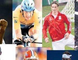 Dünyanın En Fit Sporcuları