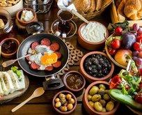 Sağlıklı midenin sırrı Türk kahvaltısı