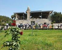 Tarihi Ala Cami 96 yıl sonra açıldı!